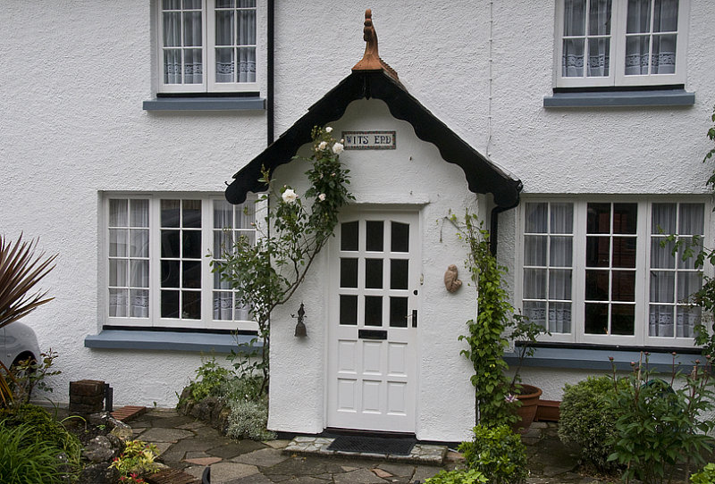 A Cottage In Polperro
