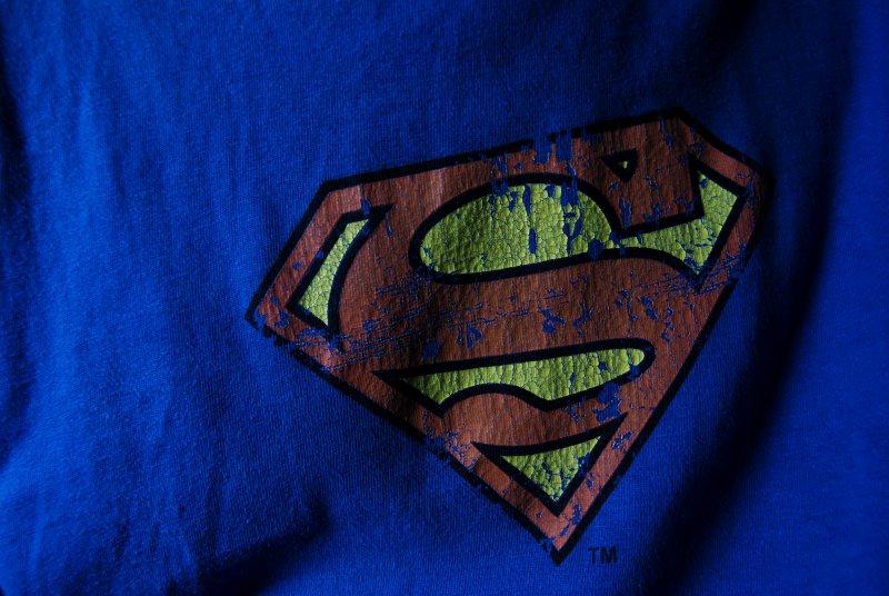 My Supermans t-shirt
