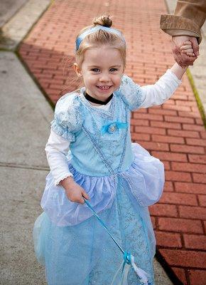 Halloween Princess