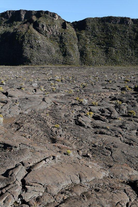 Randonnée sur le volcan Piton de la Fournaise
