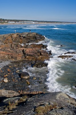 View from the Marginal Way