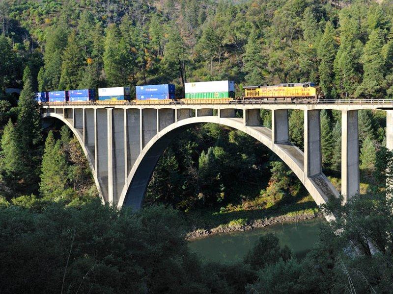North Fork Bridge