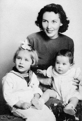 Rena Perkins , Nancy & Connie Helmick