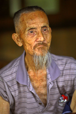 1876 Village elder. Father of one of the village leaders.