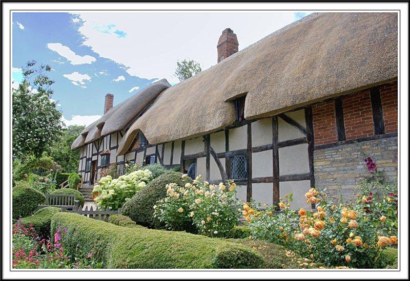 Ann Hathaways Cottage