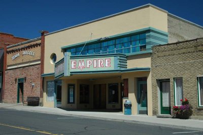 Empire Theater-Tekoa, WA