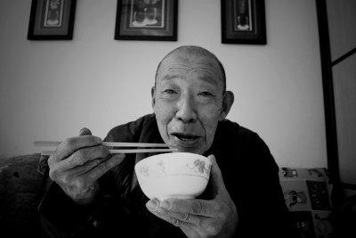 My Grandfather, Shenyang, China, 2005