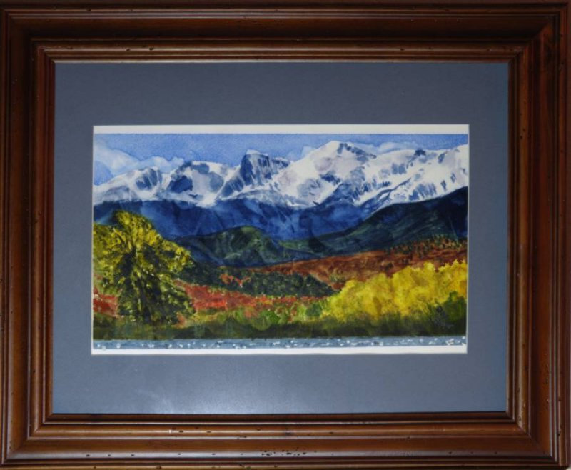Patty Bugners Trinchera Peak