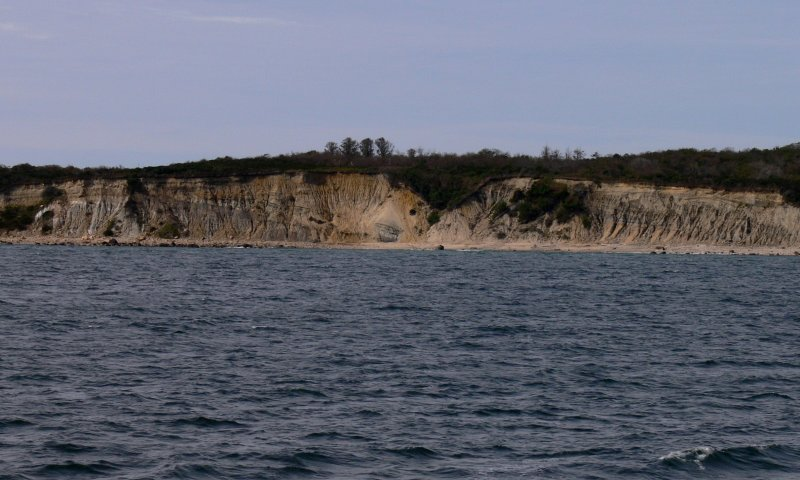 Block Island from the ferry