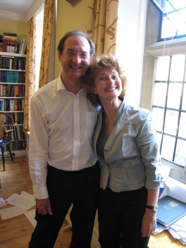 Bill Swadling & TinaBrady @ Oxford 2008