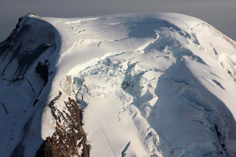 Roosevelt Glacier, Upper Detail <br> (MtBaker080708-_206.jpg)