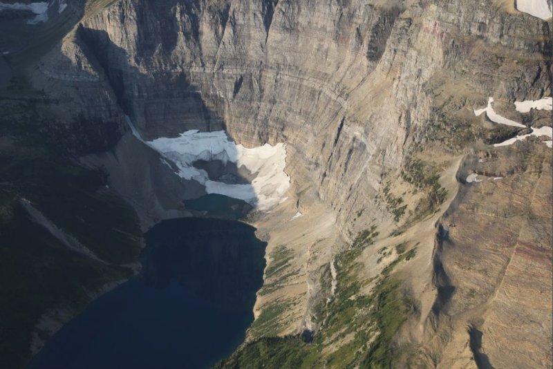 Unnamed Glacier, Lake Nooney <br> (GlacierNP090109-_121.jpg)