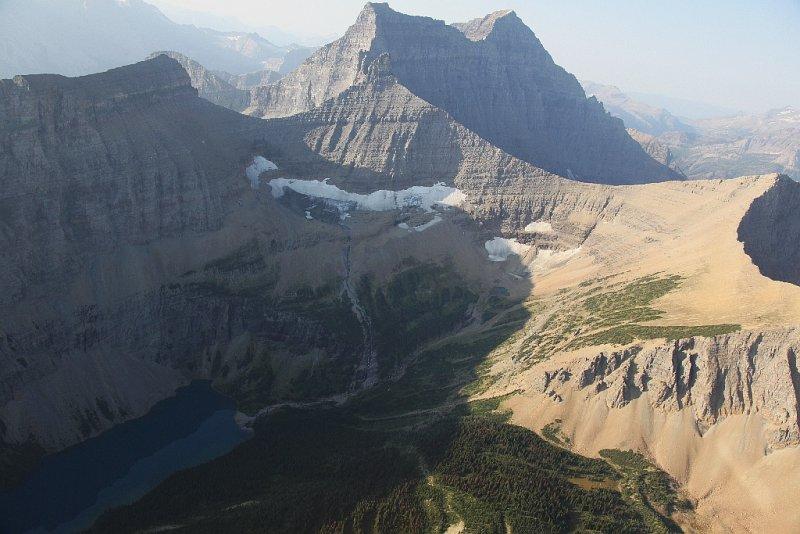 Miche Wabun Glacier <br> (GlacierNP090109-_273.jpg)