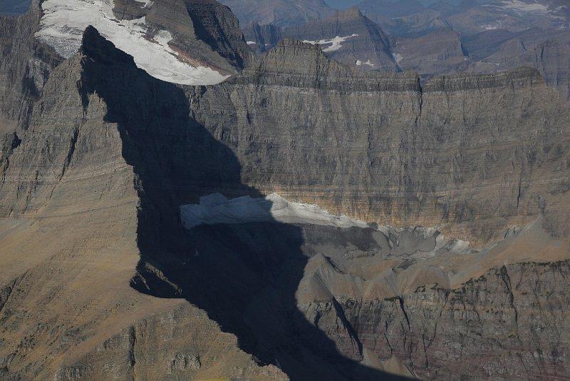 Unnamed Glacier, Crossley Pk E/NE Face <br> (GlacierNP090109-_358.jpg)