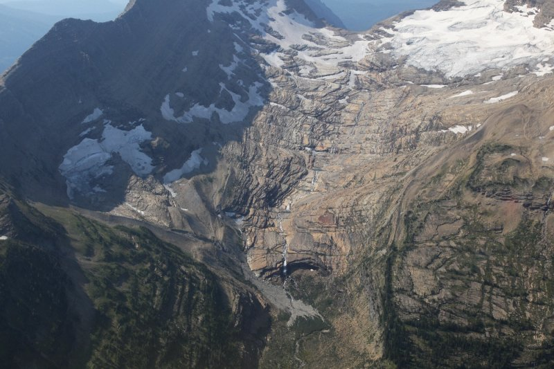 Agassiz Glacier Forefield <br> (GlacierNP090109-_494.jpg)