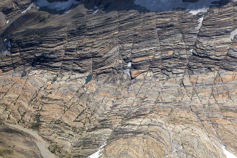 Agassiz Glacier Forefield Detail <br> (GlacierNP090109-_543.jpg)