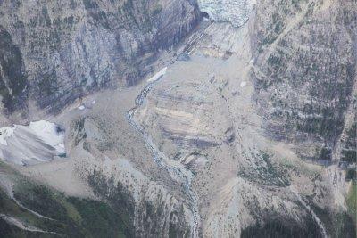 Weasel Collar Glacier Terminus/Forefield <br> (GlacierNP090109-_219.jpg)