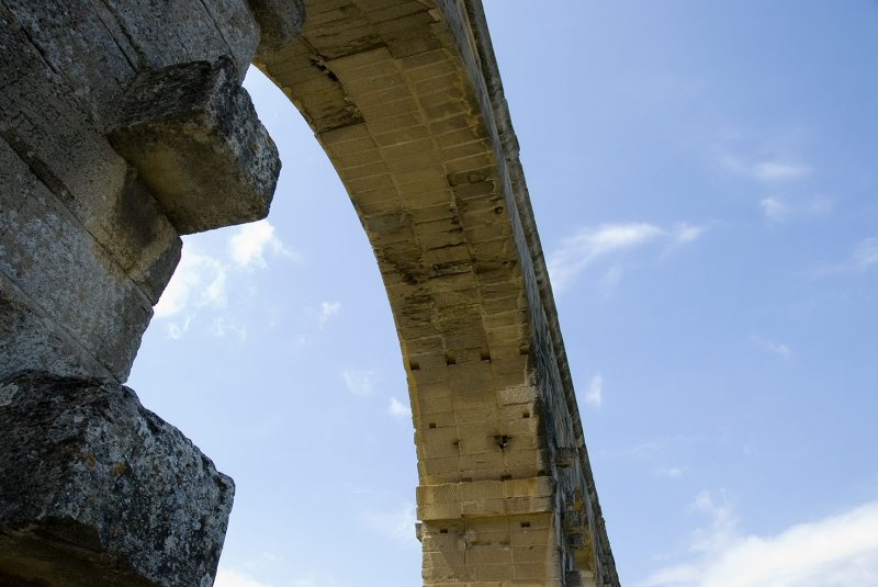 Roman Aqueducts of Pont du Gard France
