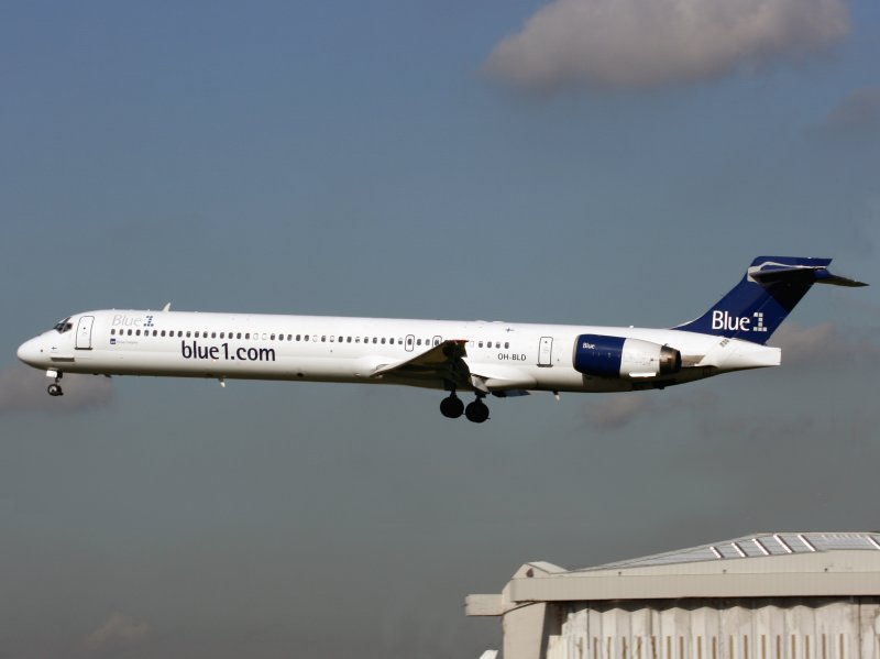 MD-90 OH-BLD