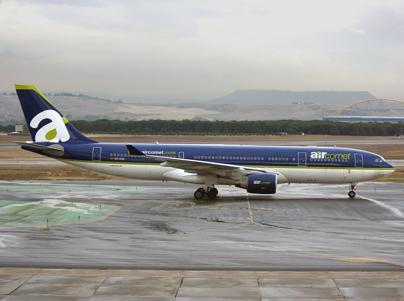 A330-200  EC-KUO