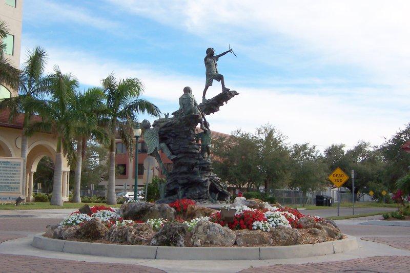 Main Street Monument