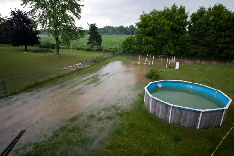 july 2 backyard