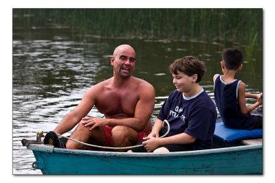 july 4 boys boat
