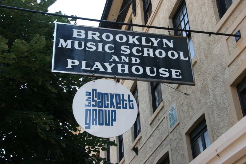 Brooklyn Music School & Playhouse