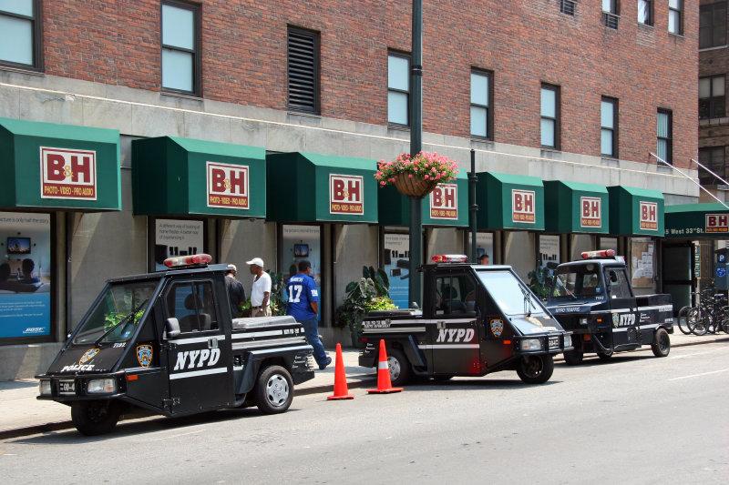 B&H Photo Supply Store