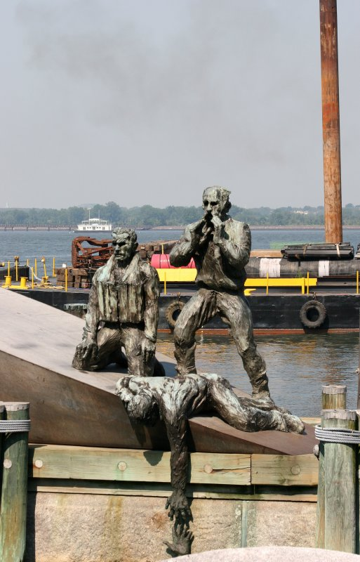 Ship Wreck Sculpture