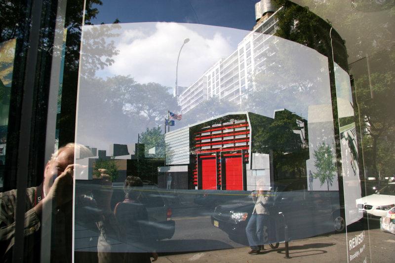 Going Public Exhibit -  Bronx Rescue Company 3