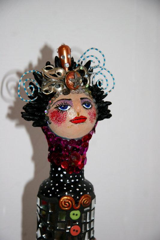 Sculpture by Connie Nelson - Cedar Key Art Center