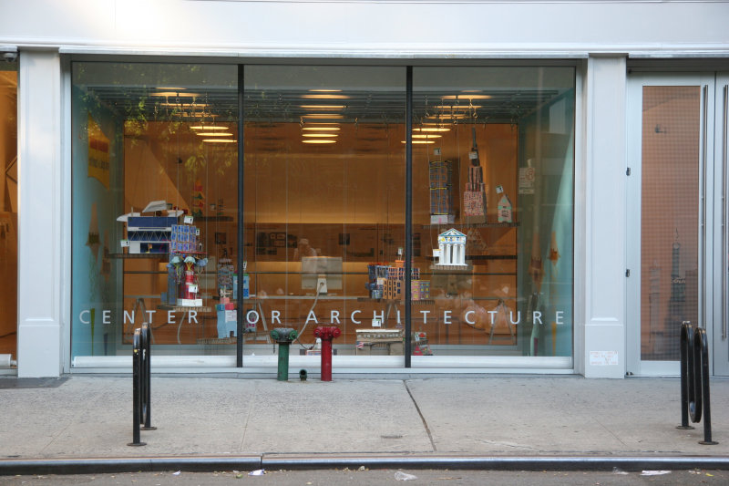 K-12 Building Connections - American Institute of Architects NY Chapter Window