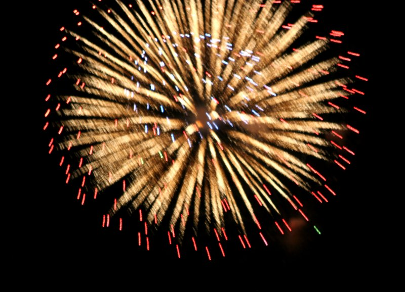 Fireworks - West Greenwich Village