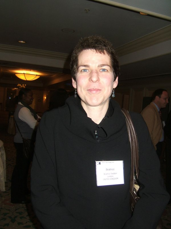 Dr.Beatrice Seddon