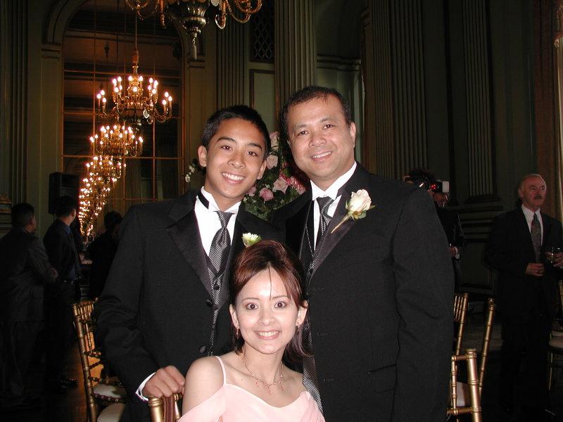 Daniel, Dan and Minnie