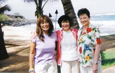 Melody, Janet(Mom) and Betty A.