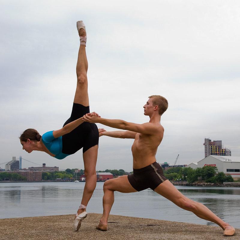 Beth Everett and Kile Hotchkiss