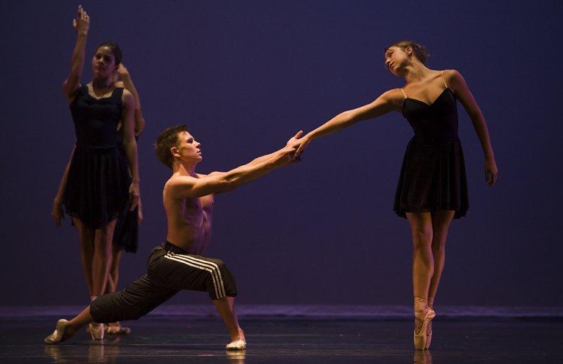 Jessica Collado and Robert Dekkers