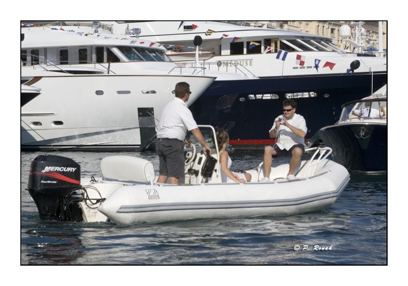 MYS 2006 - Boat ride