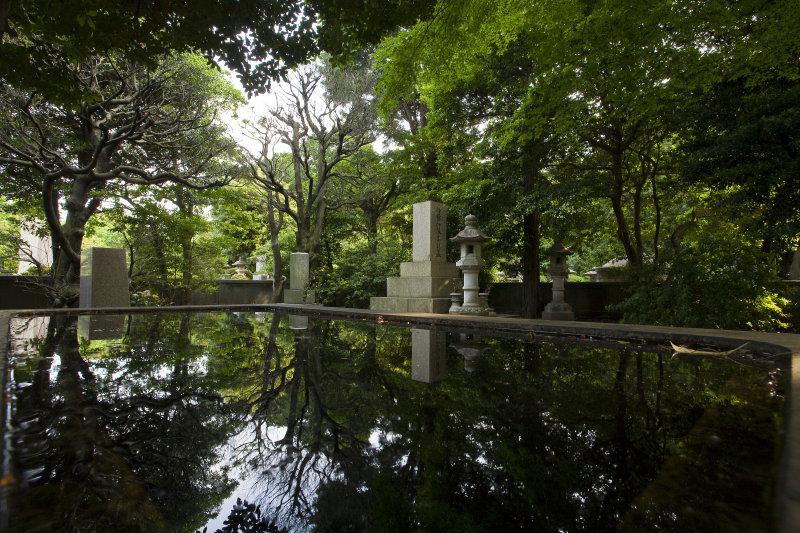 Aoyama Cemetery (2)