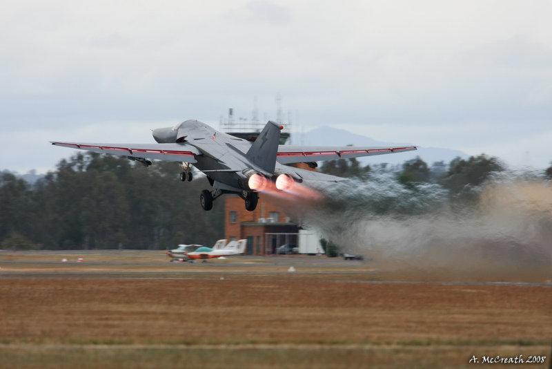 RAAF F-111 - 29 May 08