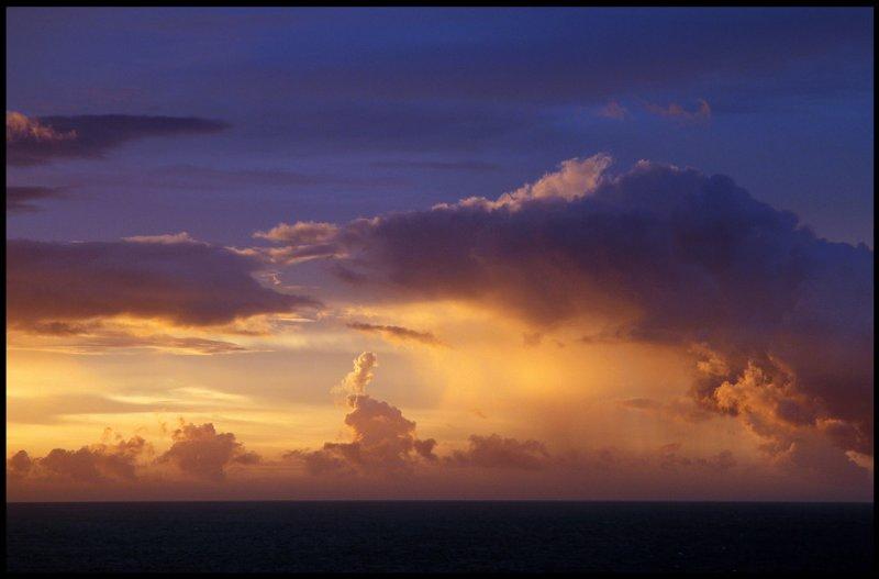 Dawn at Corvo - The Azores