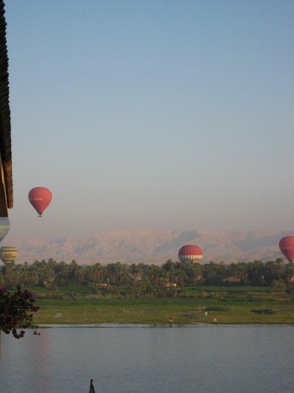 Quiet Morning in Luxor