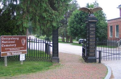Gettysburg (Natl Cemetery)