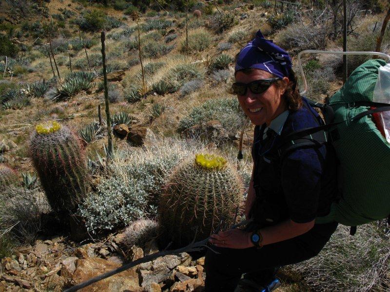 splash posing with barrel cacti.jpg