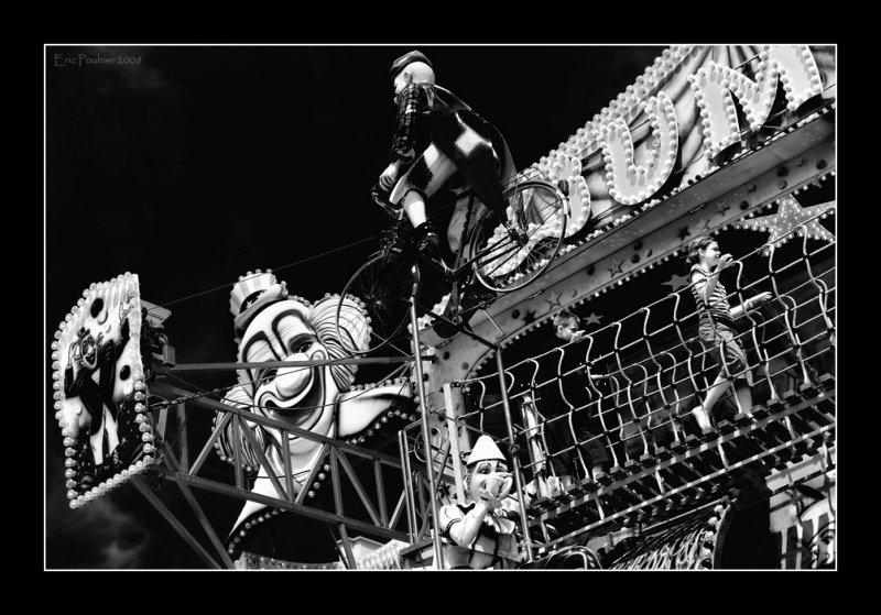 Clowns auxTuileries