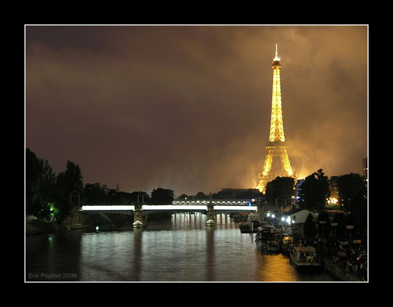 City of lights - Paris
