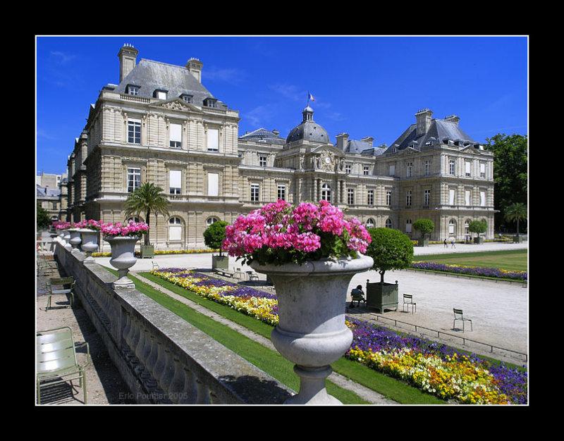 Palais du Luxembourg - French Senat