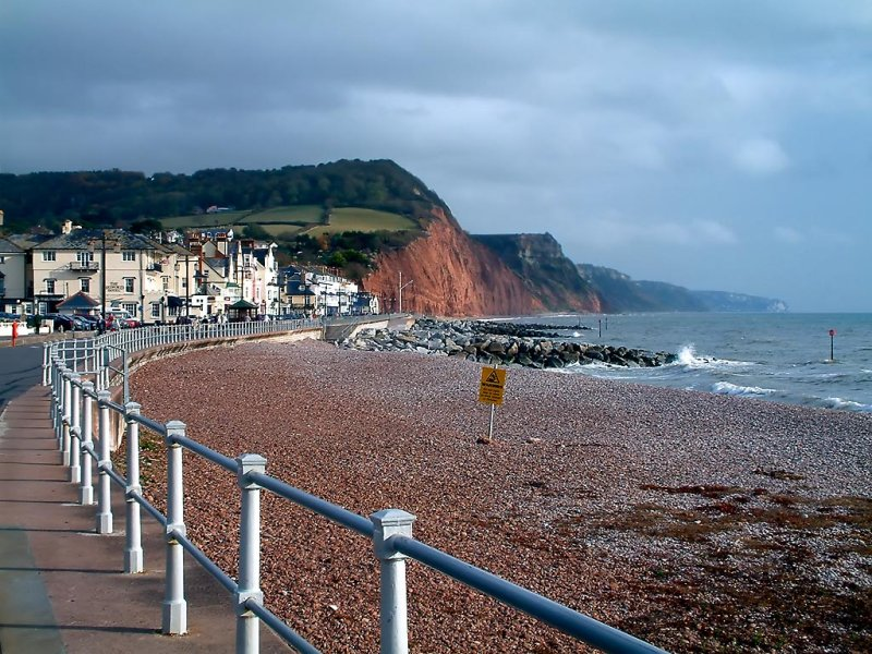 Seafront and beyond, Sidmouth